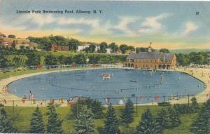 Lincoln Park Swimming Pool - Albany NY, New York - Linen