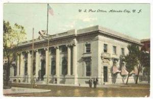 US Post Office, Atlantic City, New Jersey, 1907 PU