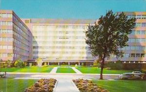 Illinois Springfield Illinois State Office Building 1962