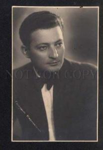 041828 KARPOVSKY Soviet stand up comedian ACTOR vintage PC