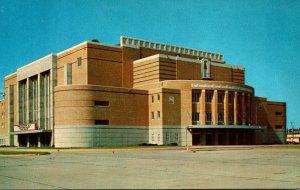 Iowa Sioux City Municipal Auditorium