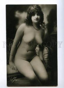 177925 NUDE Woman BELLE Vintage PHOTO Lydia #2