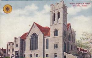 First Baptist Church Wichita Kansas 1913