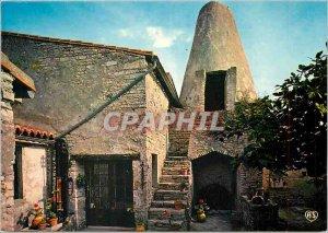 Modern Postcard Ile de Re (Chte Mrs.) La Couarde Old Four a Choux