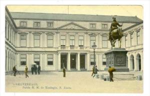 Paleis H. M. De Koningin N. Einde, 's-Gravenhage, Netherlands, 1900-1910s
