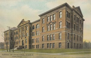 TORONTO , Ontario , Canada , 1900-10s ; School of Practical Science