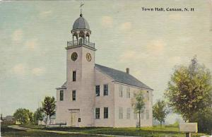 Town Hall, Canaan,New Hampshire, 00-10s