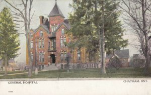 CHATHAM , Ontario , Canada , 1900-10s ; General Hospital