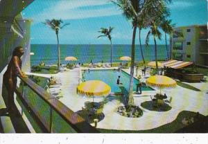 Florida Pompano Beach Barefoot Mailman Hotel