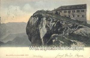 Schafberg Austria, Österreich Hotel auf dem Schafberg Hotel auf dem
