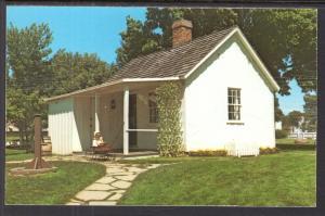 Hebert Hoover Presidential Library,West Branch,IA BIN