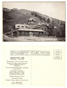 Redstone Inn, Redstone, Colorado