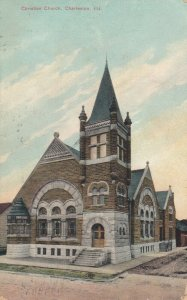 CHARLESTON , Illinois, 1911 , Christian Church