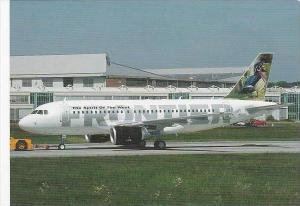 Airbus Industrie A319 111 D AVYM To Be N902FR