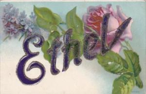 Name Card Ethel