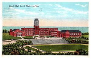 Wisconsin  Manitowoc , Lincoln High School