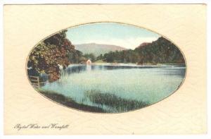 Rydal Water and Wansfell, England, UK, 1900-1910s