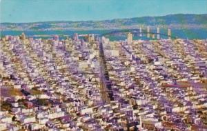 California San Francisco Panoramic View