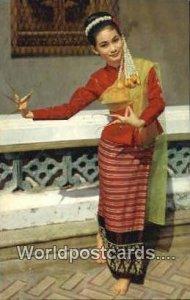 Attractive Nail Dance Northern Thailand Thailand Unused