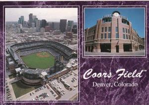 Colorado Denver Coors Field