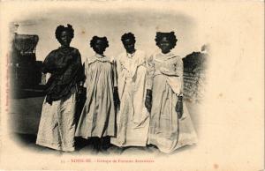 CPA Nossi Be- Groupe de Femmes Antankava MADAGASCAR (819642)