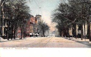 Genesee Street Utica, New York