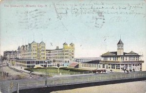 New Jersey Atlantic City The Islesworth 1907