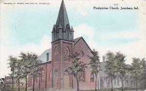 Presbyterian Church,Jonesboro, Indiana, PU-00-10