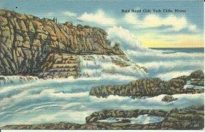 Bald Head Cliff, York Cliffs, Maine