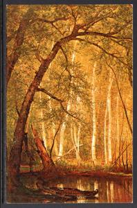 The Old Hunting Grounds,Painting,Worthington Whittredge