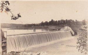RP: HOLLISTER, Missouri, PU-1916; Hydro-Power Dam
