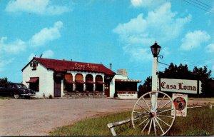 Michigan Iron Mountain The Casa Loma Restaurant