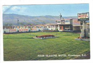 Four Seasons Motel , Kamloops , B.C., Canada , 1950-60s
