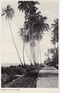 RP; Waterfront road, Suberb of  SINGAPORE, 20-40s