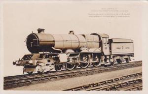 Great Western Railway King George V Real Photo