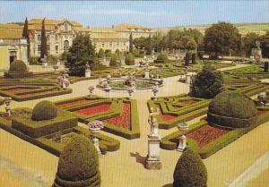 Portugal Jardins Palacio Nacional de Queluz