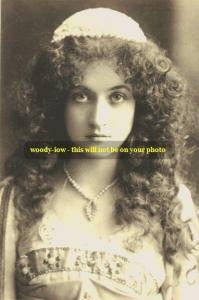 mm203 - stage actress beautiful Maude Fealy - photograph 6x4