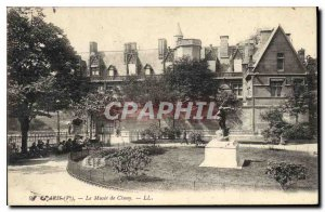 Postcard Old Ve Paris Musee de Cluny