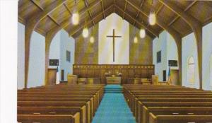 Florida Tampa Lake Magdalene Evangelical United Brethren Church