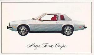 1976 Chevrolet Monza Towne Coupe