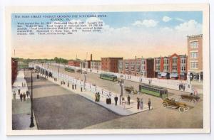 Reading PA Penn Street Viaduct Schuylkill River Fegley PC