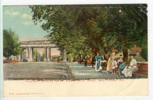 Madison Avenue Gate,Druid Hill Park, Baltimore, Maryland,00-10s