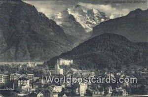 Und Jungfrau Interlaken Swizerland Unused