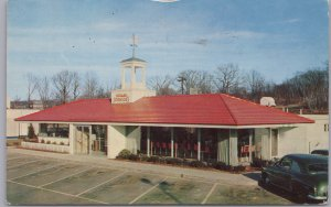 Jackson, Tenn., 1950's view of Howard Johnson's - 1958