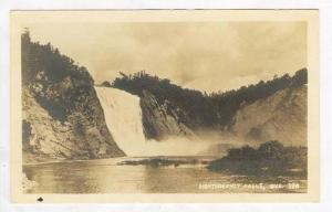 RP  Montmorency Water Falls, Quebec, Canada,  1910s
