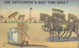 Military Comic Unused very light corner wear close to grade 1, light yellowin...
