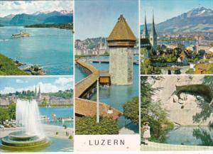 Switzerland Luzern Multi View