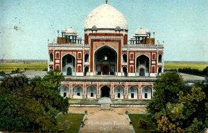 India - Delhi. Humayon's Tomb