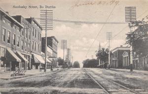 Delaware OH Notions~Barrel, Wagon~7th Day Adventist 1907 Bo Durtha, Photographer