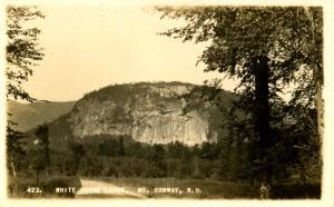 NH - North Conway. White Horse Ledge  *RPPC
